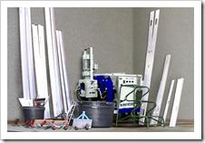 Материалы и инструменты для выполнения штукатурных работ