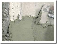 Штукатурка бетонных стен
