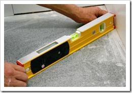 Подготовка пола под укладку напольного покрытия