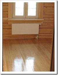 Чем обработать деревянный пол