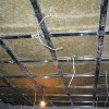 Монтируем каркас для гипсокартонного потолка