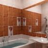 Чем приклеить плитку в ванной