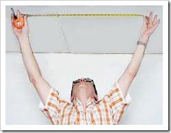 Как рассчитать потолочную плитку