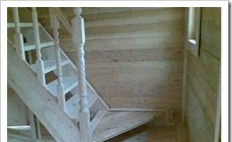 Оформление лестницы в доме