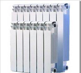 Установка алюминиевых радиаторов и подсоединение к отопительной системе
