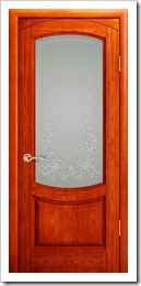 Типы дверей для комнат