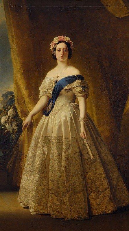 Королева Виктория Английская