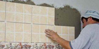 технология облицовки керамической плиткой