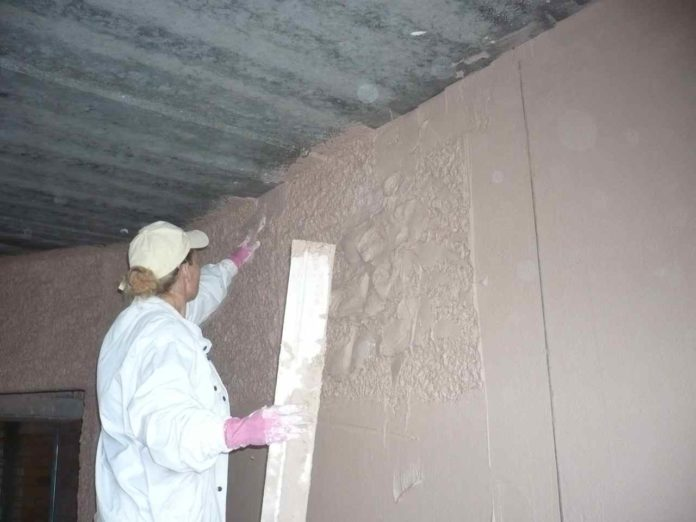 Улучшенная штукатурка стен