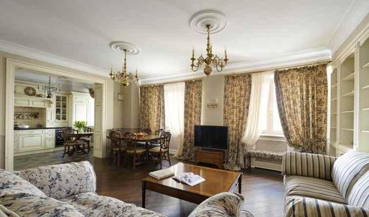 Мебель и аксессуары для английского стиля интерьера