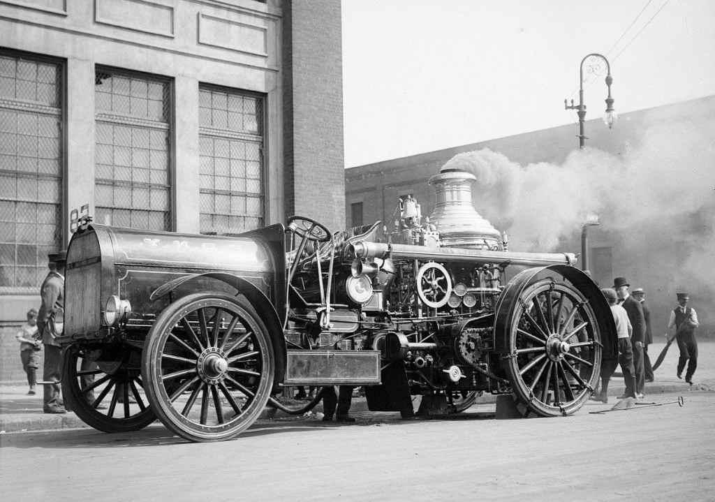 Первые автомобили в викторианскую эпоху